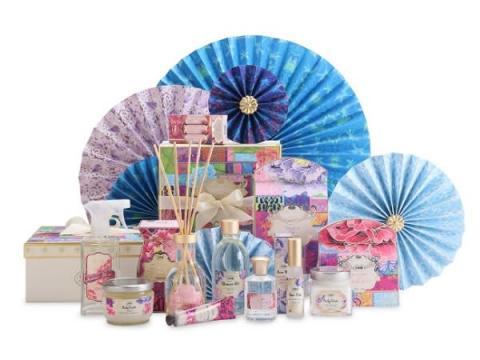 色鮮やかなTOKYOフュージョン!「SABON」から「TOKYO Limited Collection」が登場
