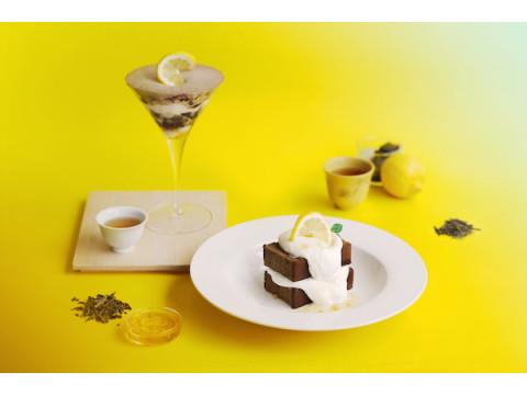 蜂蜜檸檬×焙じ茶の意外なハーモニー!「HOHO HOJICHA」の夏限定メニュー