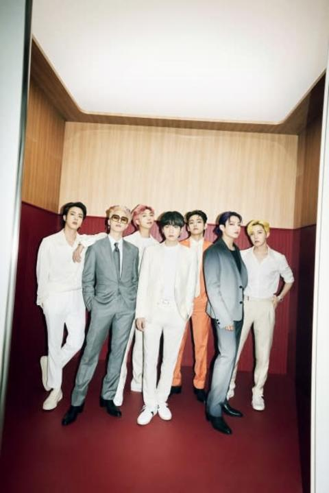 BTS『THE MUSIC DAY』出演決定 「Butter」披露へ
