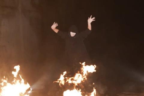 """唐沢寿明主演『ボイスII』""""最凶最悪の真犯人""""は誰? 不気味な白塗りの舞を披露"""