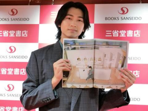 キラメイシルバー・庄司浩平、撮影中にPCでオンライン課題 今後は「求められる俳優に」