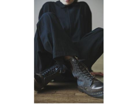 「Y's×ドクターマーチン」の最新コレクションが7月9日に発売