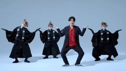 いきものがかり「ええじゃないか」にのせて「妖怪ダンス」お披露目 振付はDA PUMP・KENZO