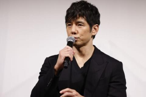 西島秀俊、村上春樹ファンとして原作映画に「全身全霊込めた」 濱口竜介監督はカンヌへ意気込み