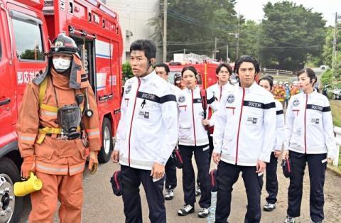 鈴木亮平主演『TOKYO MER』初回14.1%で好発進