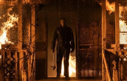 大ヒットホラー映画の続編『ハロウィン KILLS』10月公開 ブギーマン再び