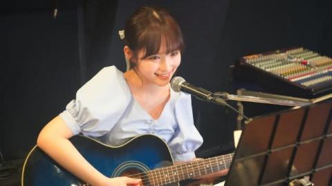 元AKB48矢作萌夏、活動再開後初顔出し 誕生日記念配信ライブで自作曲披露「修行の身」