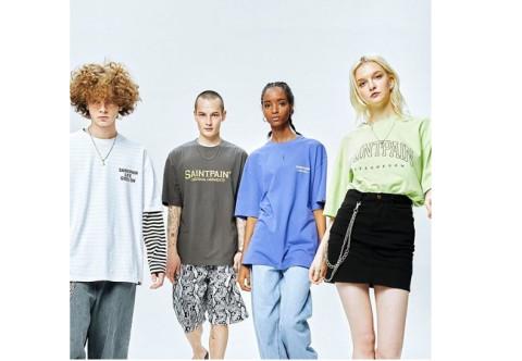 韓国発ブランド「SAINTPAIN」、オンラインストア「60%」への出店を開始