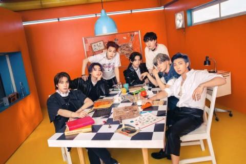 BTS新曲「Permission to Dance」MV公開直後にトレンド世界1位に 作詞作曲はエド・シーラン