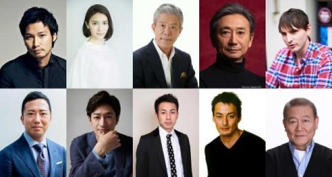 【鎌倉殿の13人】第四次出演者9人を発表+音楽担当はエバン・コール