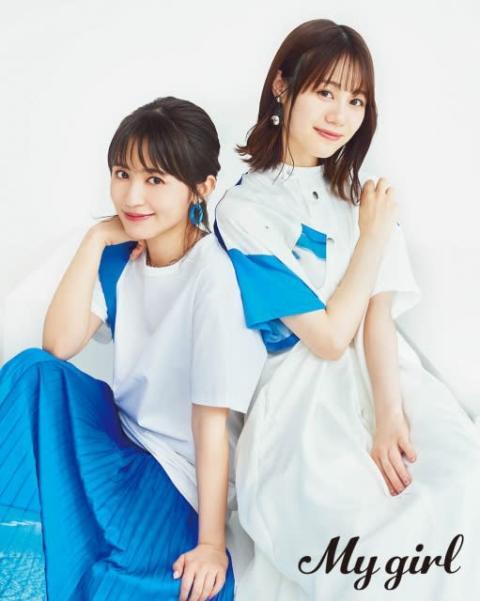 伊藤美来&逢田梨香子の爽やかツーショットに反響「双子かな?」「かわいいー!」