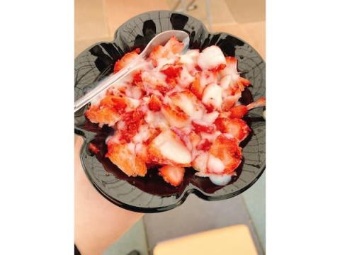 井上寅雄農園がキッチンカーを導入!「イチ氷」「イチゴ甘酒ソフトクリーム」販売開始