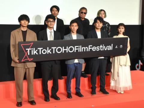 『TikTok×東宝』グランプリ決定 浜辺美波出演の映画制作権を獲得