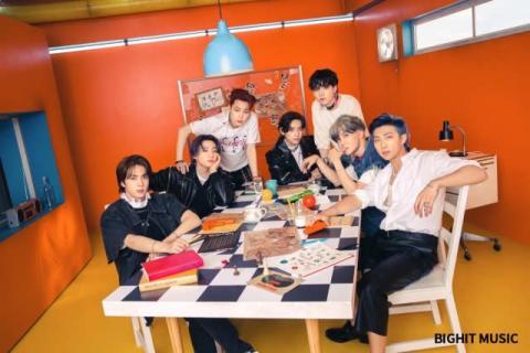 『音楽の日』BTSが新曲「Permission to Dance」フルサイズ歌唱 日本のテレビでは今回が初めて