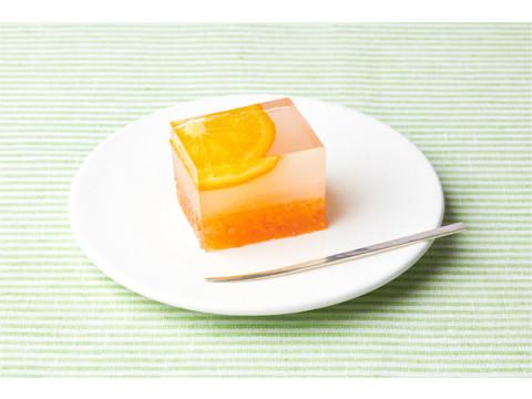 夏季限定!京菓子「鶴屋吉信」から国産ネーブルオレンジの和菓子が今年も登場