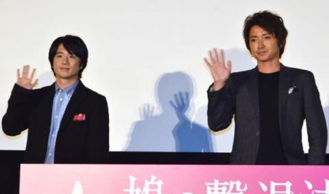 """藤原竜也&風間俊介、過去に電話で""""謎の会話""""「あれ、なんだったんですか?」"""
