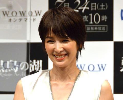 吉瀬美智子、ショート定着でロングヘアに憧れ 意外な悩み明かす「伸ばすに伸ばせない」