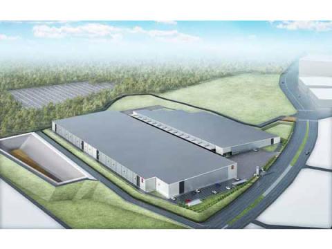大和ハウス工業、茨城県阿見町にて物流施設「DPLつくば阿見Ⅱ」着工