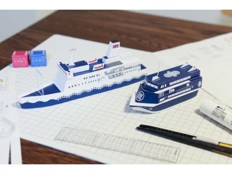 船を作ってSNSに投稿しよう!「東海汽船クラフトチャレンジキャンペーン」開催中