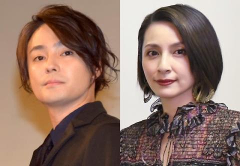 """木村了、妻・奥菜恵と""""マスク姿の2ショット""""公開 「美男美女」「理想の夫婦」の声"""