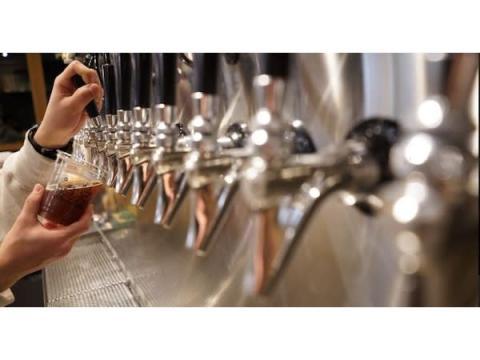 圧巻の70TAP!「Derailleur Brew Works」の直営クラフトビール専門店が福岡にOPEN
