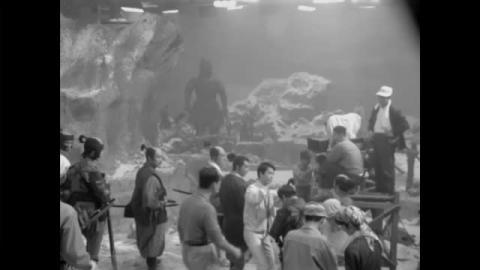 『大魔神逆襲』など秘蔵メイキング映像を発見、「妖怪・特撮映画祭」で初上映決定