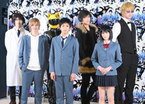 橋本祥平、ファンの声が「原動力」 舞台『デュラララ!!』コロナ中止経て1年越しの上演