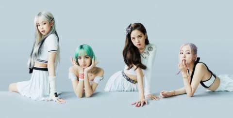 TikTok日本女性1位・景井ひな、BLACKPINKアルバム発売記念の生配信特番決定