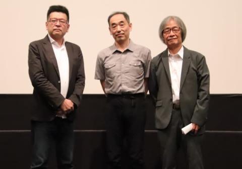 映画『パンケーキを毒見する』菅総理のお膝元&市長選公示前日の横浜で舞台あいさつ