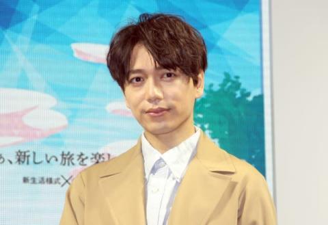 山崎育三郎、甲子園の開会式で「栄冠は君に輝く」独唱「球児たち、コロナ禍で戦うすべての方へ届けます」