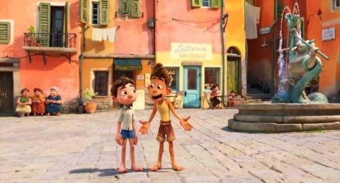 ディズニー&ピクサー映画『あの夏のルカ』イタリア旅行気分が味わえる特別映像