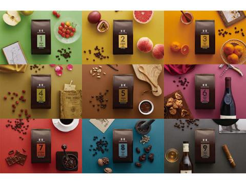 堀口珈琲の定番ブレンドが進化!全9種とお得な飲み比べセットも期間限定で販売