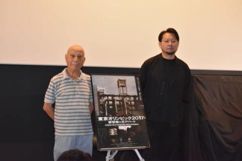 青山真也監督、東京オリパラ開催は「国民の生活無視した形で突き進んでいる」