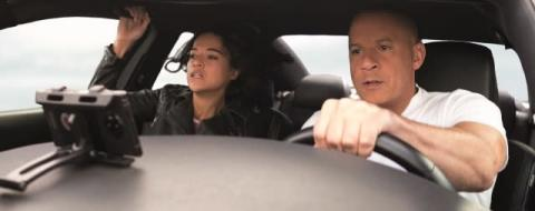 映画動員ランキング:『ワイルド・スピード』V2 新スースク、『フリー・ガイ』もランクイン
