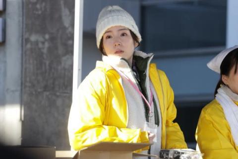 蓮佛美沙子、『死神さん』田中圭の第弐話相棒「はじめてに近いぶっ飛んだ役」