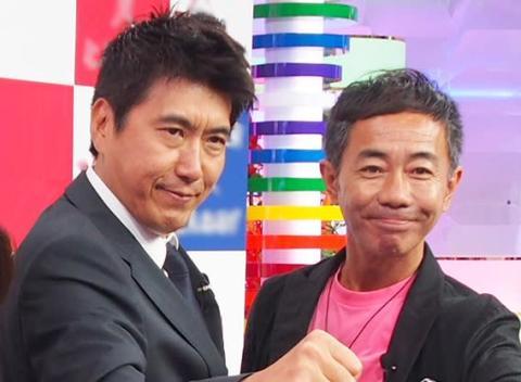 木梨憲武、石橋貴明のYouTubeチャンネル企画『24分間テレビ』に登場 対面ならずも「サライ」熱唱で華を添える