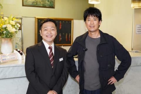 山口勝平、唐沢寿明出演『ボイスII』出演決定 捜査に重要な手がかり与える「おいしい出番だったのではないか」