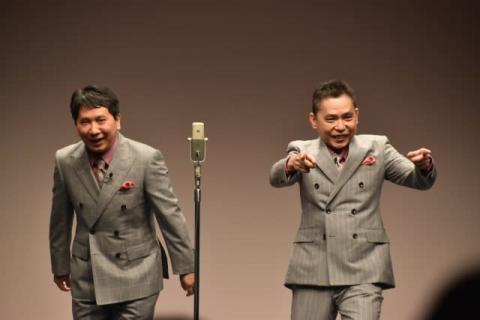 【FNSラフ&ミュージック】爆笑問題&松本人志、7年ぶり生トークの衝撃「世紀の瞬間」 太田光が鋭く切り込む
