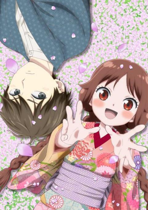 アニメ『大正オトメ御伽話』10・8放送開始 メインキャストの着物姿写真が公開