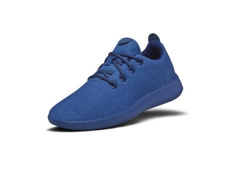Allbirdsから徳島の天然藍で染めた「Wool Runners」を数量限定発売