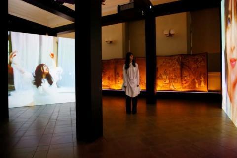 """日本美術×乃木坂46の""""過去と現在結ぶ""""展覧会開幕「じっくり楽しんでいただけたら」【メンバーコメントあり】"""