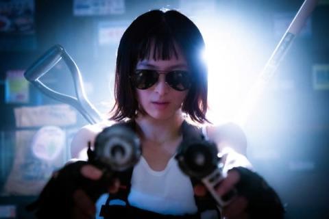 『DIVOC-12』上田監督チームの予告映像 清野菜名のブルース・リーばりのアクションも