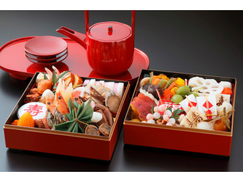 30食限定!ホテル日航奈良と興福寺がコラボした「迎春おせち」の予約がスタート