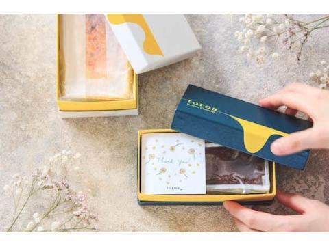 極上スイーツブランド・toroaが、無料メッセージカード付き「敬老の日セット」を発売