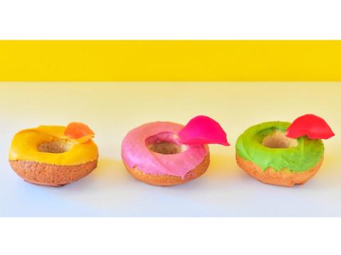 食欲の秋を彩る「美ドーナツ」で体の中から美しく!伊勢丹新宿店にてPOP UP開催中