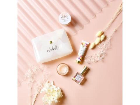 「Plusbelle」から、毎日使えるハンドケアセット&グリッター入り練り香水が新登場!