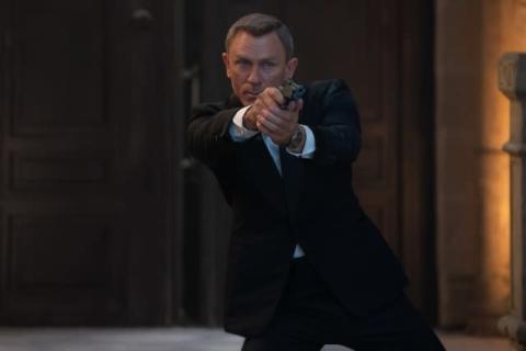 """『007』""""ダニエルボンド""""シリーズの軌跡を振り返る特別映像"""