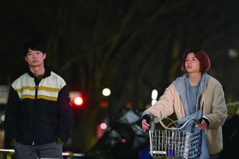 映画『君は永遠にそいつらより若い』笠松将の出演シーンをWEBで解禁