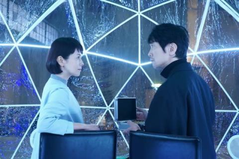 劇場版『科捜研の女』沢口靖子 vs 佐々木蔵之介、マリコが言い返せない直接対決シーン
