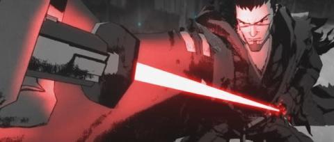 『スター・ウォーズ:ビジョンズ』ライトセーバーを持った浪人が主人公、神風動画の『The Duel』